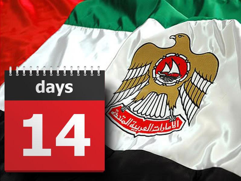 14 Days Tourist Visa
