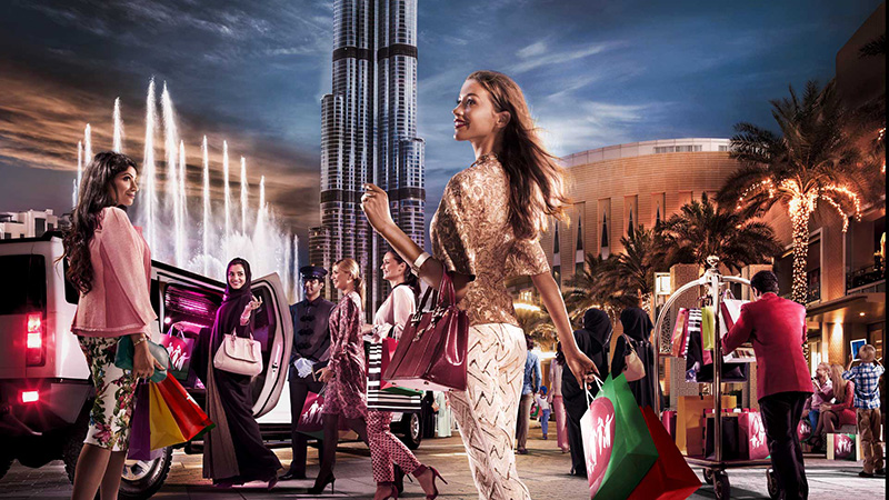 Shopping festival dubai