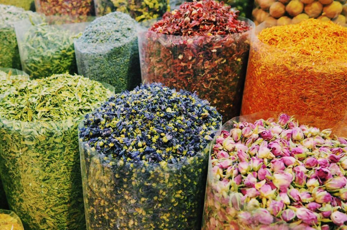 HAGGLE AT THE SPICE SOUK