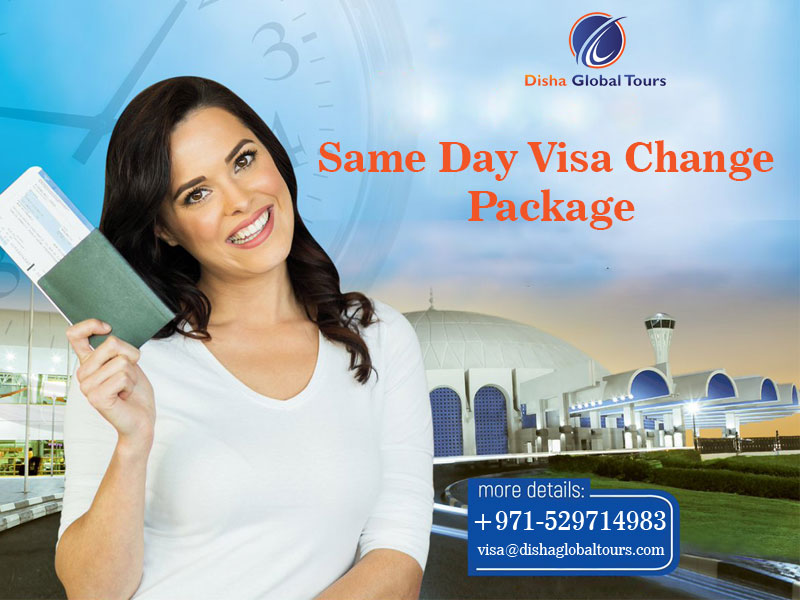Travel Agency That Provide Same Day Airport to Airport Visa Change Package