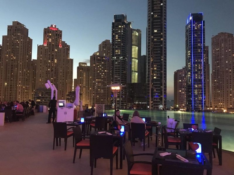 Five Of The Best Rooftop Bars In Dubai, Where Parties Keep Going All Night …