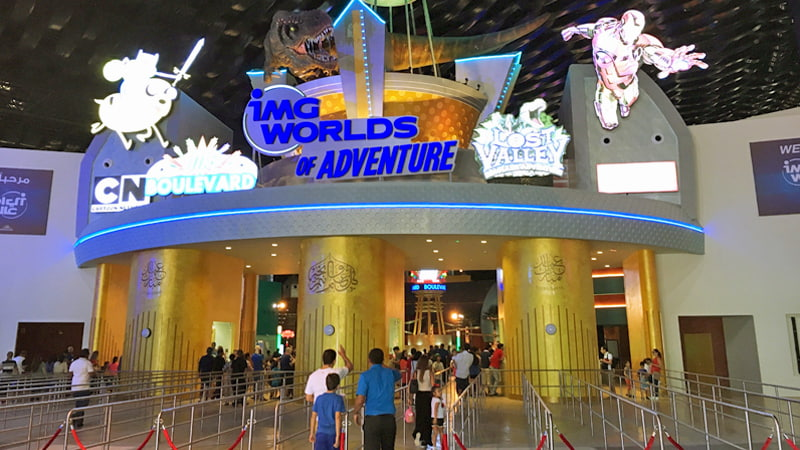 IMG World of Adventures