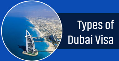 Types of Dubai Visa