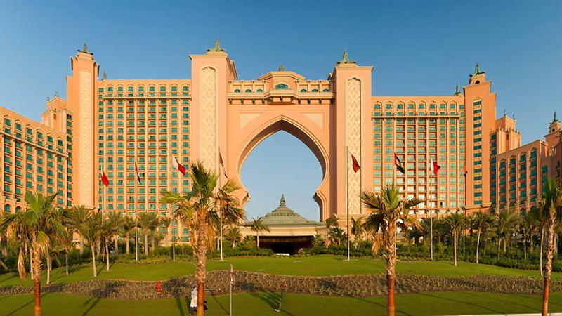 Atlantis Luxury Hotel Dubai