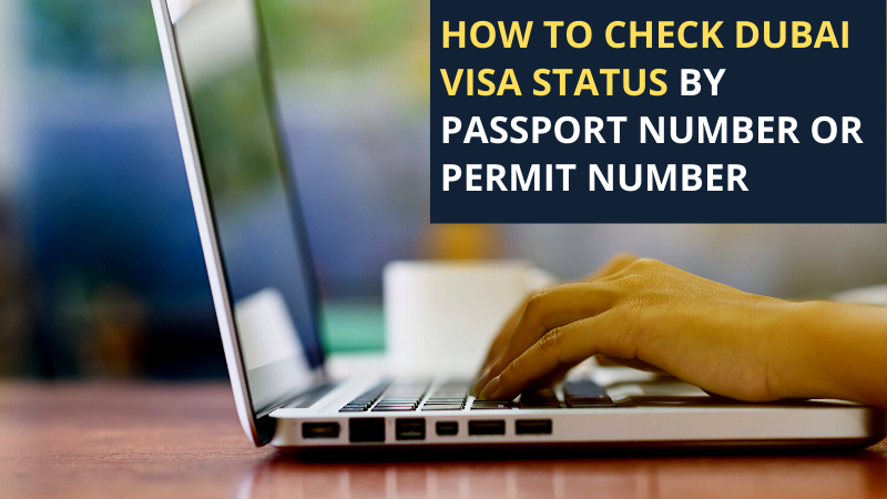 How to Check Dubai Visa Status by Passport Number or Permit Number