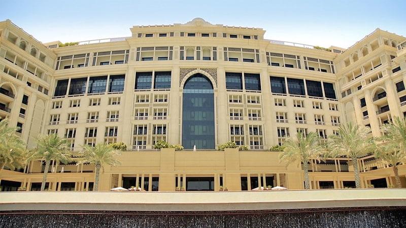 Palazzo Versace expensive Hotel In Dubai