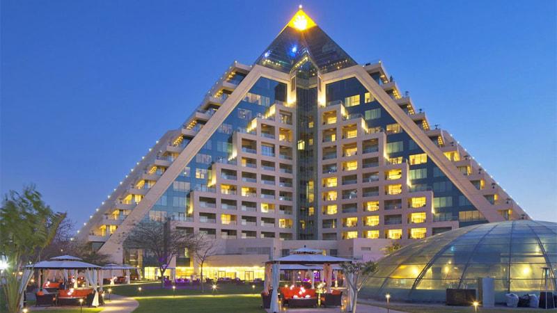 Raffles best Hotel In Dubai