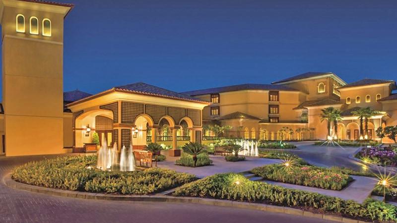 Ritz-Carlton Hotel Dubai