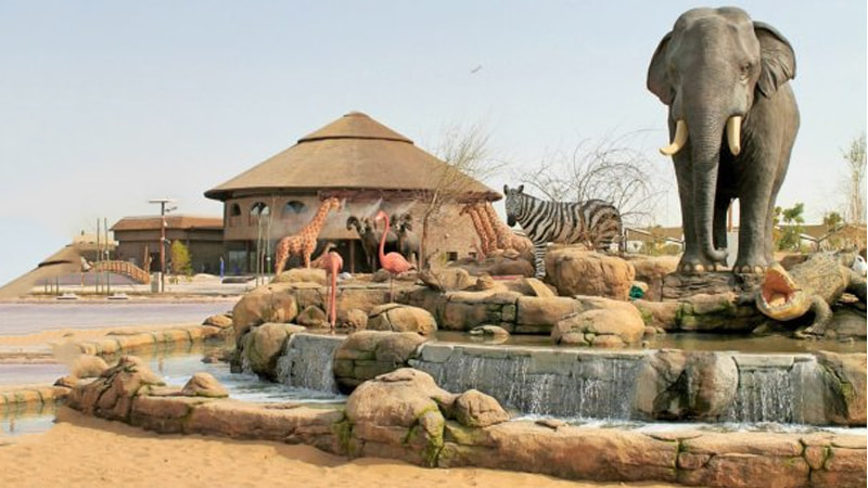 Dubai Safari Park