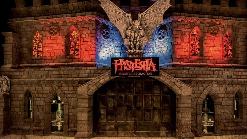 Experience Fear At Hysteria