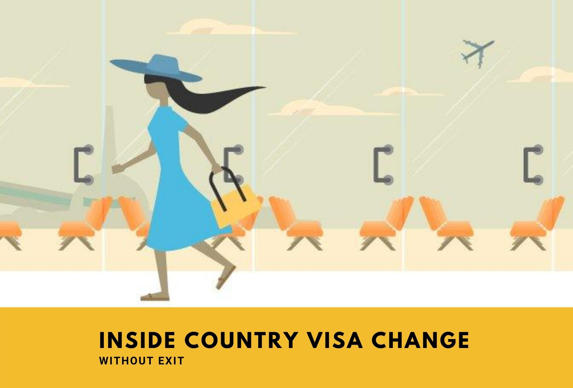 Visa Change Inside Country Without Exiting UAE!