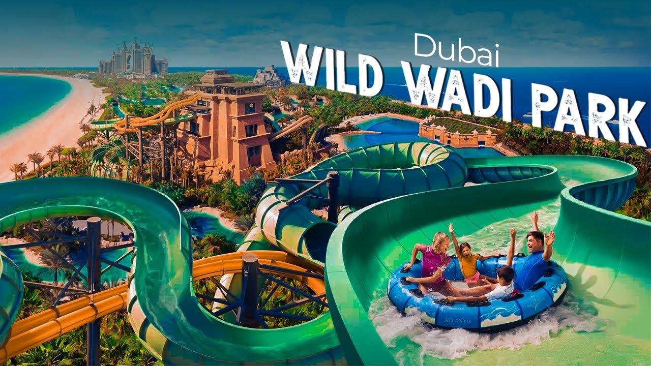Get The Best Wild Wadi Waterpark Tours & Tickets NOW!