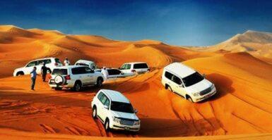 It's Time You Say Yes To Evening Desert Safari Dubai