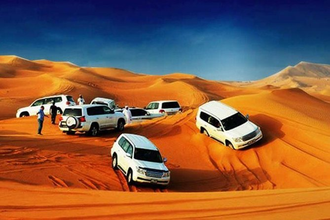 It's Time You Say Yes To Evening Desert Safari Dubai