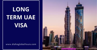 Long Term UAE Visa