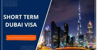 Short Term Dubai visa